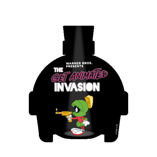 Get Animated Invasion Taipei